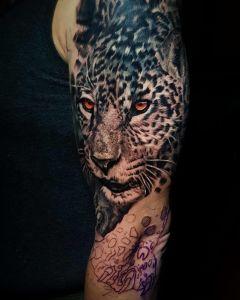 Wojtek Jamrozik inksearch tattoo