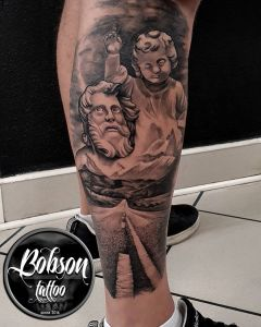 BOBSON tattoo inksearch tattoo