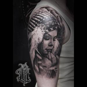 Przemysław Walasek - Primo Walasek Tattoos inksearch tattoo