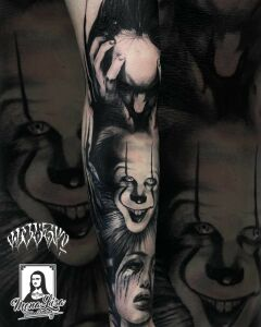 Mona Lisa Tattoo inksearch tattoo