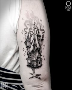 dybuk.ink inksearch tattoo