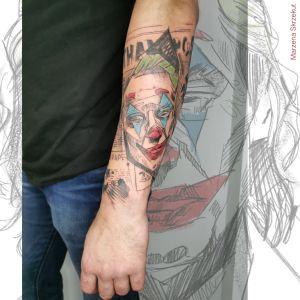 Marzena inksearch tattoo