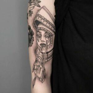Jowita Wydra inksearch tattoo