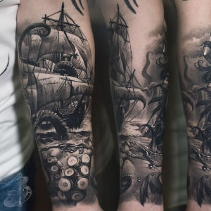 Sergey Butenko - Bootique Tattoo inksearch tattoo