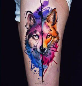 Anna Rozwadowska tatuaże inksearch tattoo
