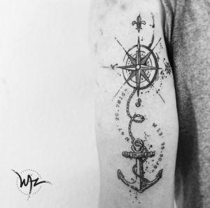 Mateusz Lagowski inksearch tattoo