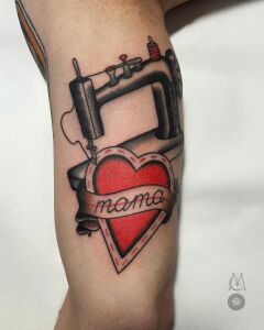 Cruel Monica inksearch tattoo