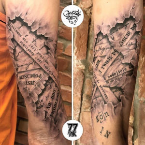 Marta Gryzak Smolarek inksearch tattoo