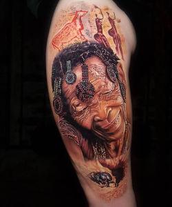 Dean Gunther inksearch tattoo