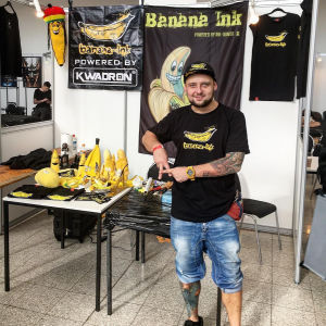 Banana INK inksearch tattoo