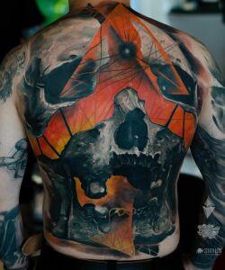 Darek Doktór Doktore-tattoo inksearch tattoo