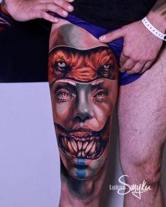 Łukasz SMYKU Siemieniewicz inksearch tattoo