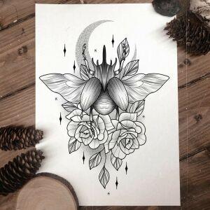 tynka_ink inksearch tattoo