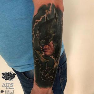 Piotr Ćwięk inksearch tattoo