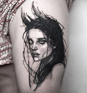 Gghost inksearch tattoo