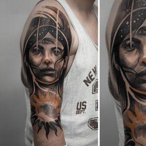 Drukarz inksearch tattoo