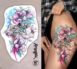 Ksana Ink inksearch tattoo
