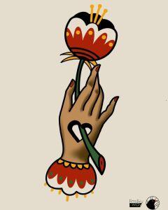 EmilkyWay inksearch tattoo