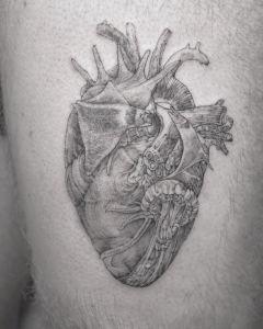 Jechul Kim - Gordy Tattoo inksearch tattoo