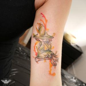 Żuczy Tusz inksearch tattoo