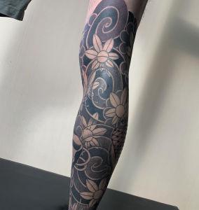 HoriShou Taiwan inksearch tattoo
