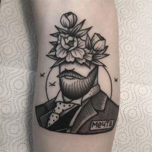 Kimi Vera Tattoo Amsterdam inksearch tattoo