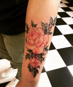 "Dominika ""Praga"" inksearch tattoo"