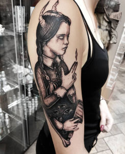 Oskar Gurbada inksearch tattoo