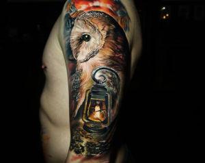 Karolina Czekaj Tattoo inksearch tattoo
