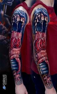 Marcin Polak - Insekt inksearch tattoo