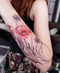 Marika Bednarczyk- Marika Ink inksearch tattoo