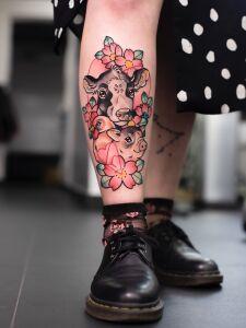 Alicja Wicher / algamorsga inksearch tattoo