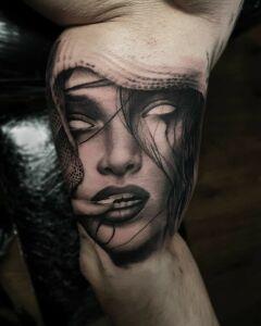 HALODARIA inksearch tattoo