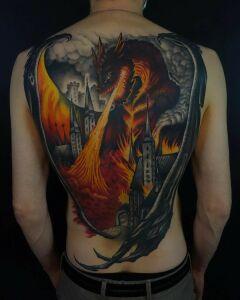 Piotr Kmita kwh87 inksearch tattoo
