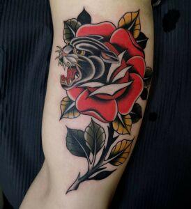 Evel Qbiak inksearch tattoo