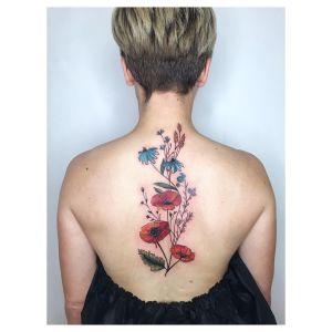 Magda Trojanowska inksearch tattoo