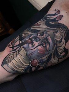 Mikołaj Mrozek inksearch tattoo