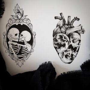 Monika Michniewicz inksearch tattoo