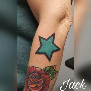 Jack Manidoro inksearch tattoo