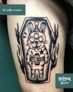 Jacek Szklarski inksearch tattoo