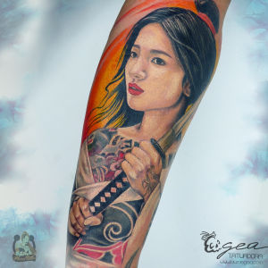 Laura Egea inksearch tattoo