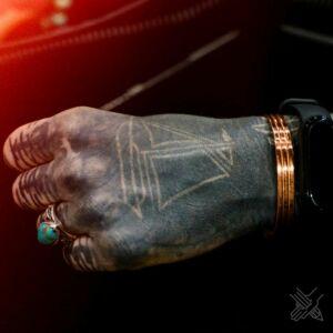 Maciek Grzelczyk inksearch tattoo