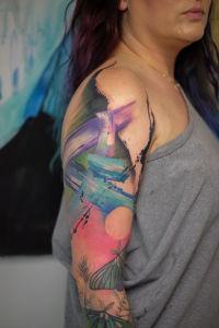 Tyna Majczuk inksearch tattoo