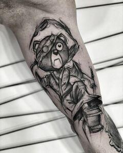 Inez Janiak inksearch tattoo