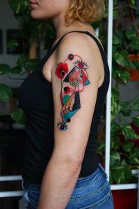 Katusza Kwiatkowska inksearch tattoo