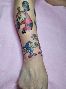Aleksandra Bączkowska inksearch tattoo