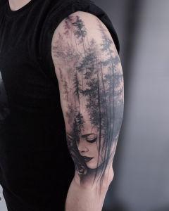 Joanna Litwin - Zszywka Tattoo inksearch tattoo