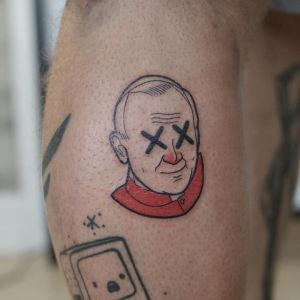 Konrad Kondrat inksearch tattoo