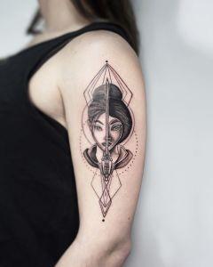 DD Verba inksearch tattoo