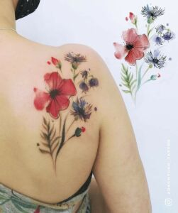 Kinky Needle Tattoo inksearch tattoo